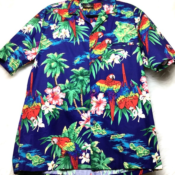 ea48e160 Royal Creations Shirts   Hawaiian Shirt   Poshmark